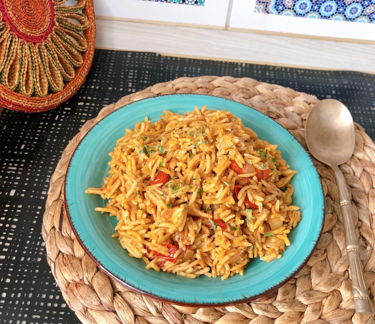 Kabseh – Vegetarische Art
