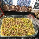 Syrisches Rezept für Harise oder Basbusa/Namura