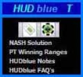 HUDblue T, MTT/SNG HUD, Appendix Bar menu.