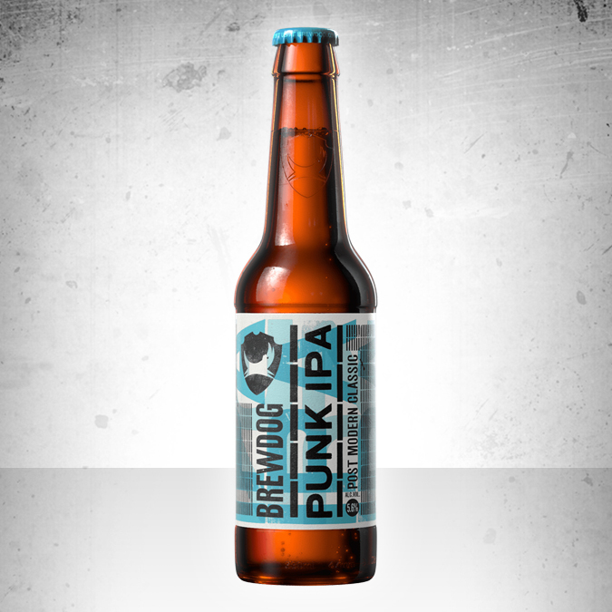 BrewDog Punk IPA uveges
