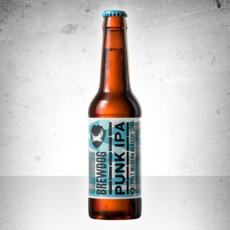 BrewDog PUNK IPA 1x330ml üveges
