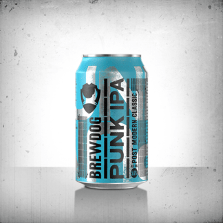 BrewDog PUNK IPA 1x330ml dobozos