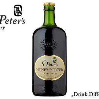 St. Peter's Honey Porter 4.5% 1x500ml üveges