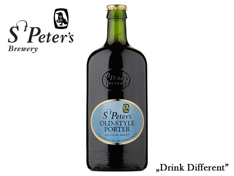St. Peter's Old Style Porter 5.1% 1x500ml üveges