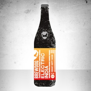 BrewDog ELECTRIC INDIA 1x660ml üveges