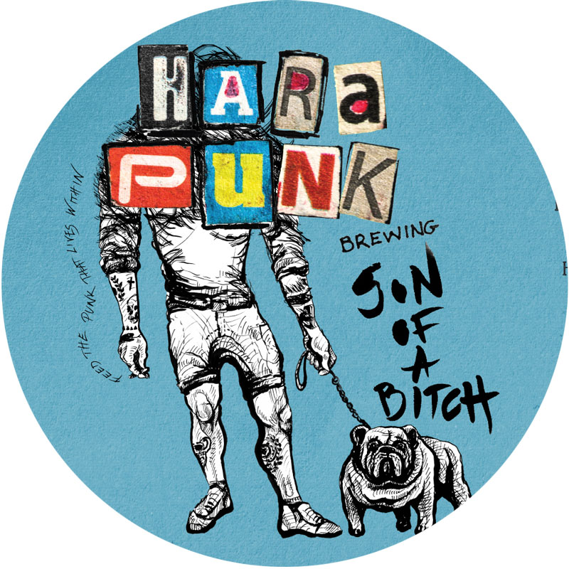 Hara'Punk Son Of A Bitch