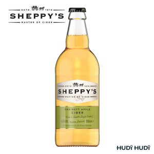 Sheppy's DABINETT Medium Cider 6.5% 500ml üveges