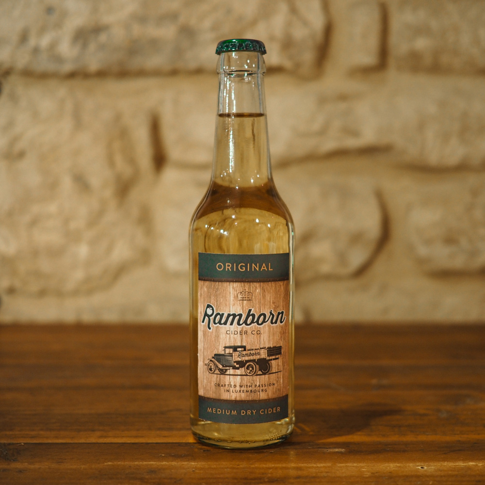 Ramborn ORIGINAL Medium Cider 5.8% 330 ml üveges