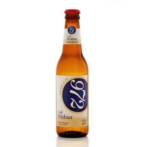 972 witbier