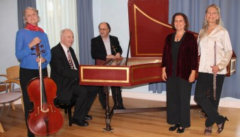 Three Concerts at Camphill Ghent, two Past, one to Come