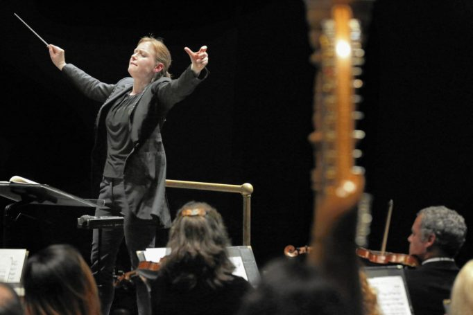 A Singer's Notes 145: Great Beginnings with the TMC  Orchestra