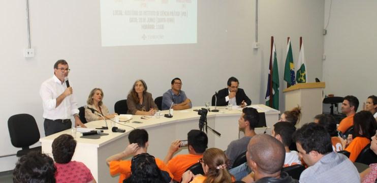"""Paulo Roque: """"Parlamentar ter cargo no governo é um crime e meu partido defende que não haja indicação política"""""""