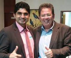 Zé Maria busca apoio do deputado Claudio Meirelles para projeto Jovem Luzianiense
