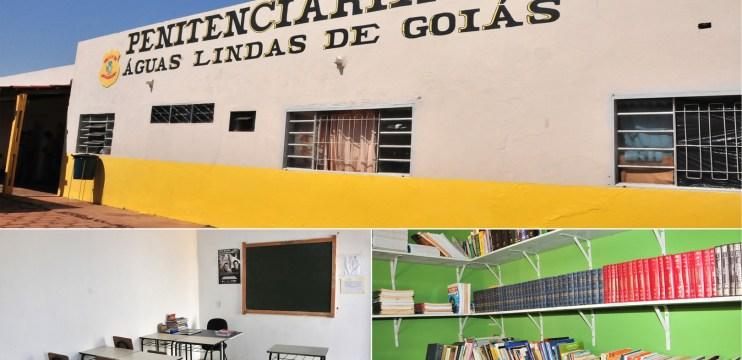 Realizada visita humanizada no programa Amparando Filhos em Águas Lindas