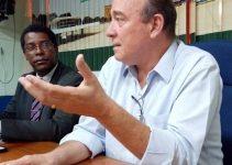 Peniel Pacheco, do PDT, apresenta seu plano de governo aos blogueiros do Distrito Federal
