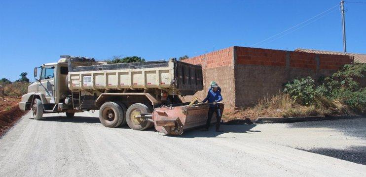 Entorno: Gestão de Hildo do Candango continua avançando com obras de infraestrutura em Águas Lindas