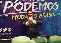 Kennedy Caetano entrou para o cenário político para combater corrupção, segundo Portal Pelo Mundo DF