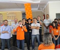 Bueno Hernany lança candidatura a deputado estadual, em Formosa e reforça pauta Segurança com Cidadania