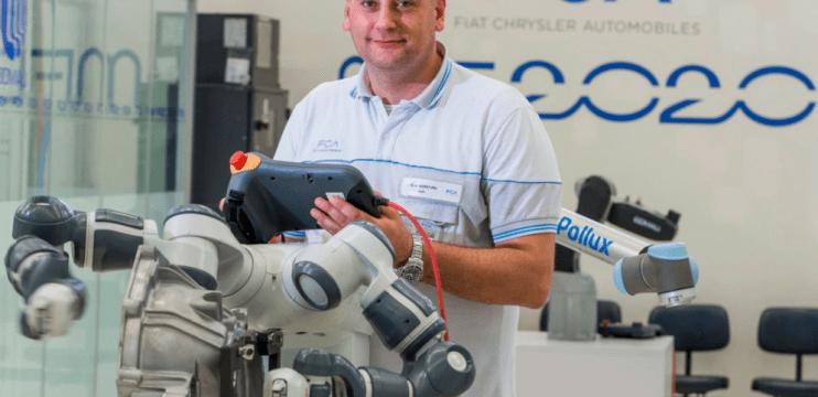 Tecnologia 4.0: Fábrica de carros usa mais de mil robôs para auxiliar funcionários