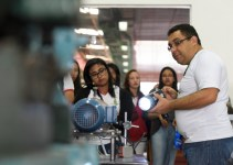 DF: Aprimorar os estudos é essencial para jovem que participou do Mundo SENAI