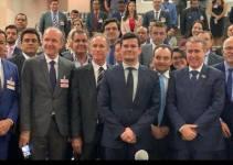 Em busca de melhorias na segurança pública: Fábio Correa participa de encontro com ministro Sergio Moro, no MJ