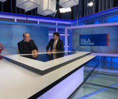 """""""Nós temos que ter a consciência de que é preciso olhar para o futuro"""", diz governador Ibaneis Rocha durante reunião com empresários, em Portugal"""