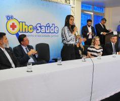Governo de Brasília e  comunidade de mãos dadas para melhorar a saúde pública