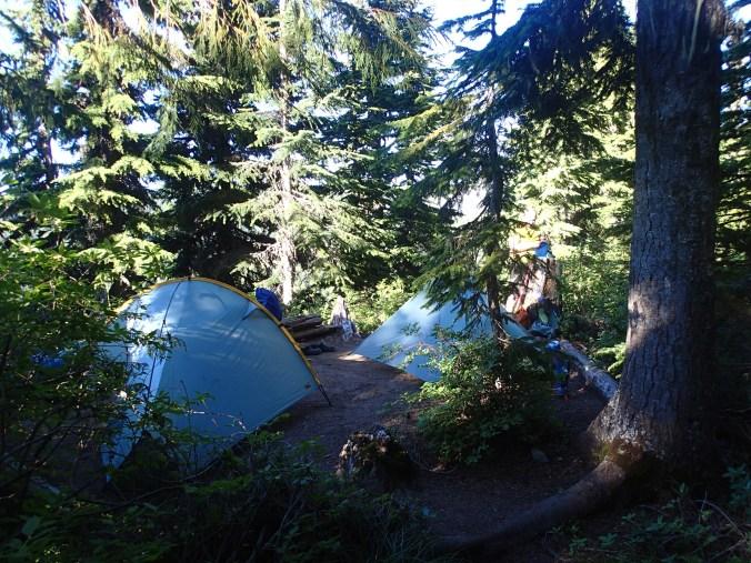 Golden Lake Camp