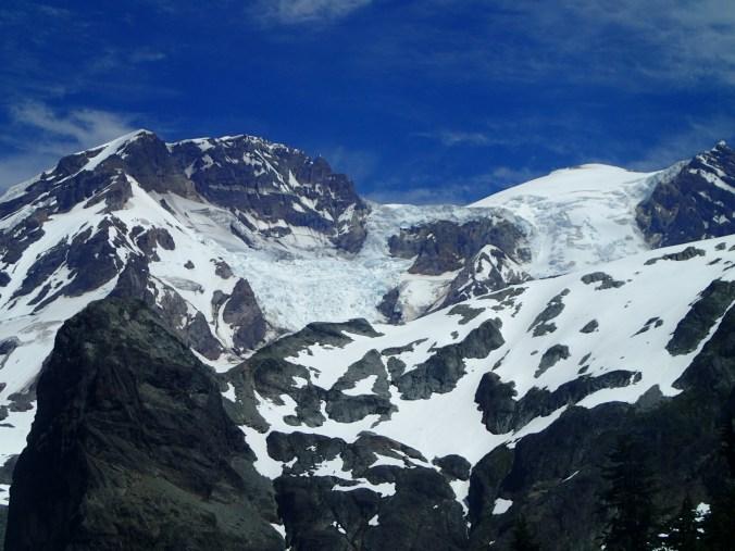 Puyallup and Tahoma Glaciers