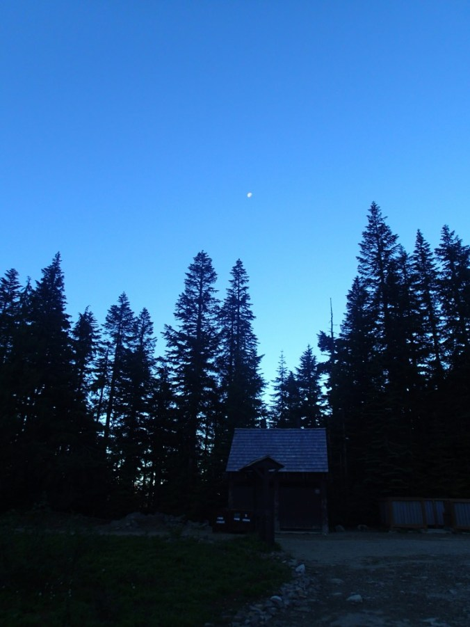 Moon Over Camp