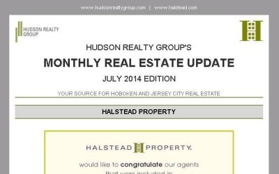 Hudson Realty Group Update – July 2014 Edition  |  Hoboken and Jersey City Real Estate