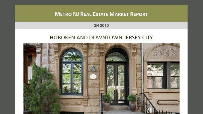 Hudson Realty Group Metro NJ Real Estate Market Report 2H13
