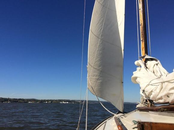 Motor Sailing North