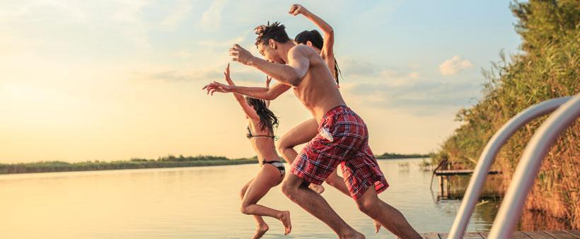 Quatre activités estivales potentiellement dangereuses
