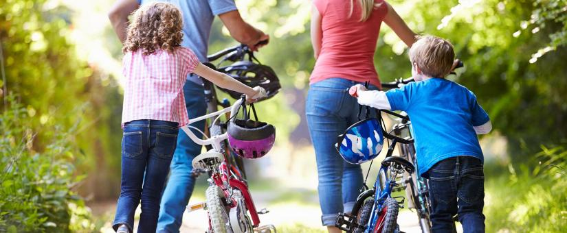 Keeping Your Children Active and Healthy During the Spring and Summer