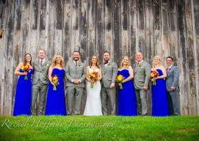 Stone Tavern Barn Wedding