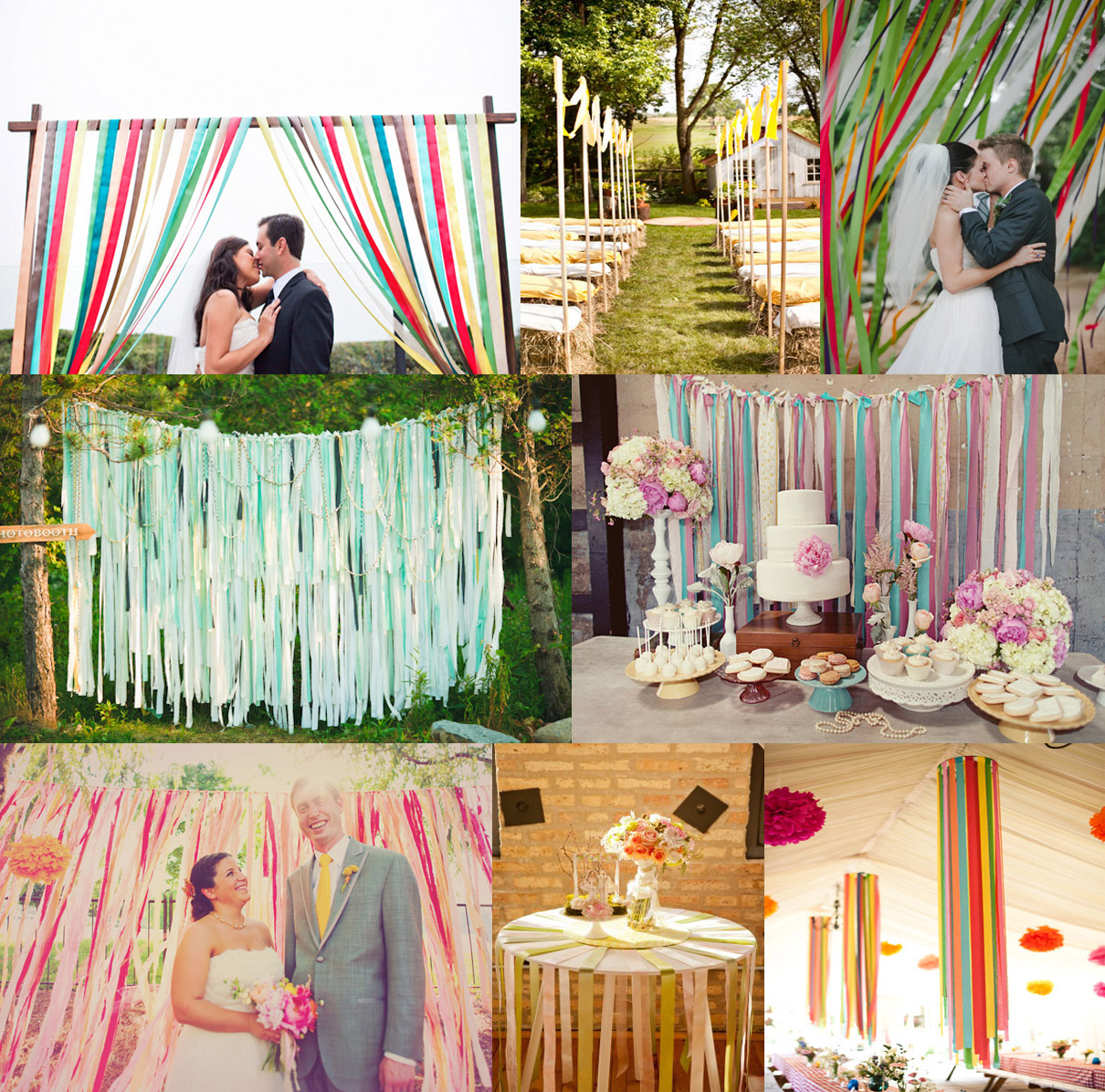 Top Trends For The Upcoming 2013 Wedding Season