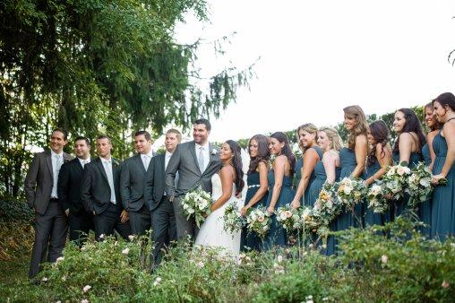 Beautiful Wedding at Buttermilk Falls Inn and Spa