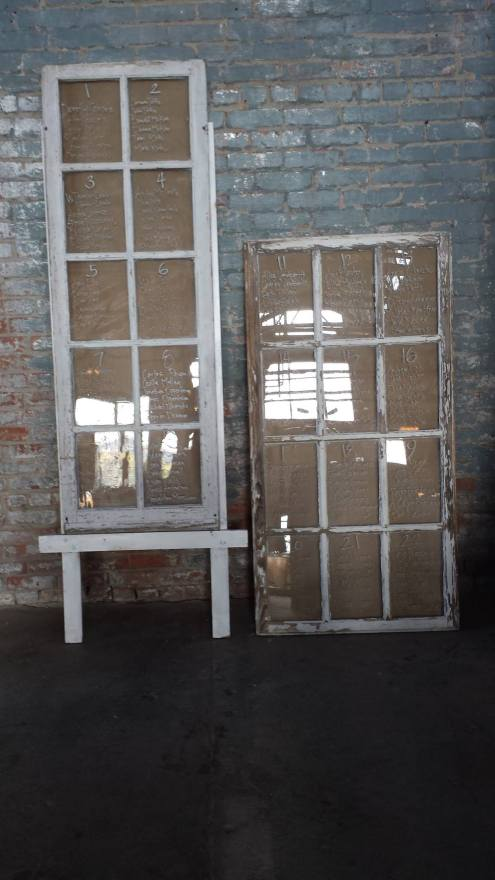 Barn Windows for Escort List