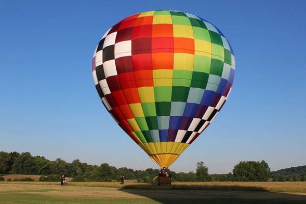 hot air balloon # 17