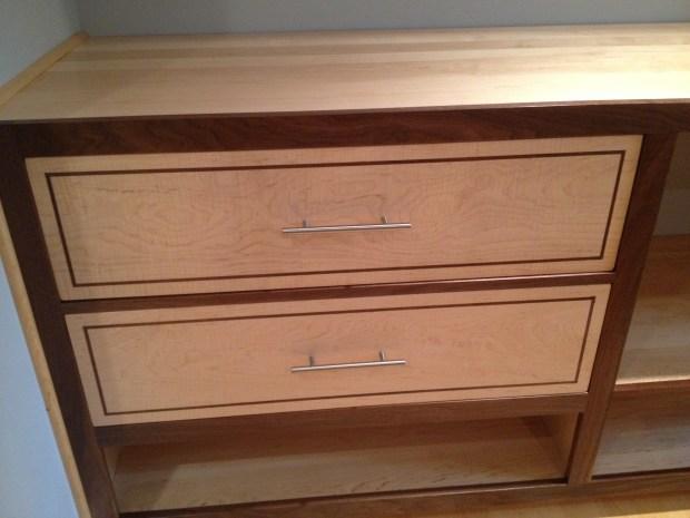 customclosetdress 036. Custom Closet   Hudson Woodworking   Restoration