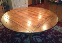 Pine Table 38