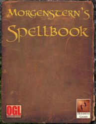Cover image for Morgenstern's Spellbook