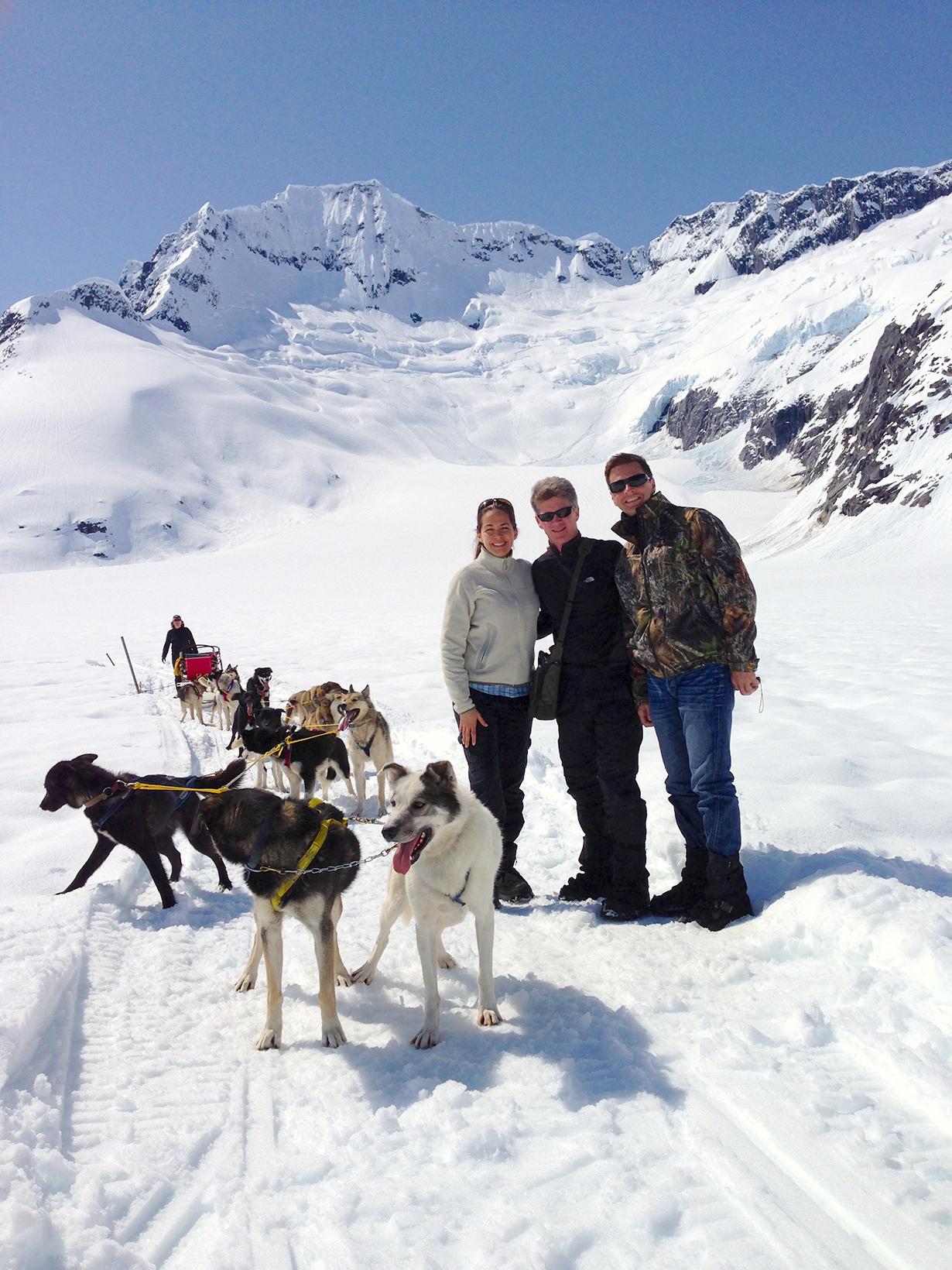 Amazing Race Alaska