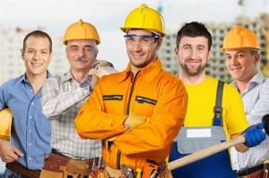 Handwerker Absicherung