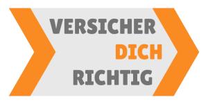 Versicher Dich Richtig Logo