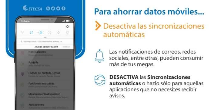 Consejos para ahorrar datos móviles de Internet en Cuba