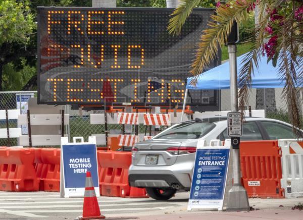 Miami-Dade: Unas 80 escuelas presentan casos de coronavirus