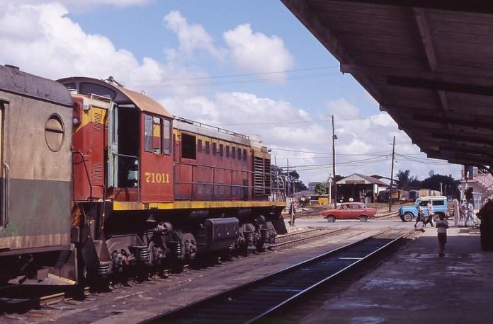 Restablece viajes en tren Habana - Guantánamo