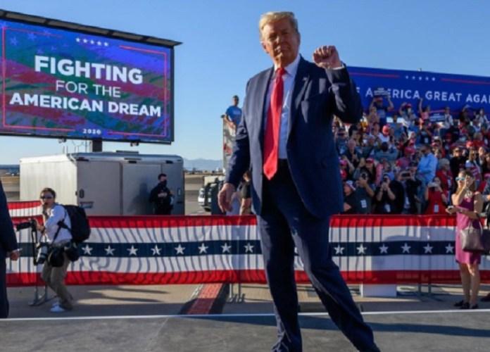 Jefe de campaña de Trump comunica que pedirán recuento de votos en Wisconsin
